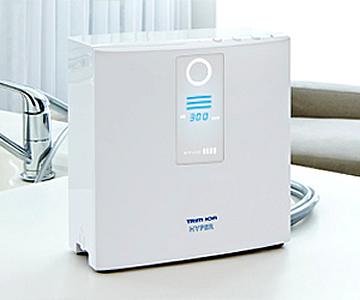 日本トリム水素水整水器